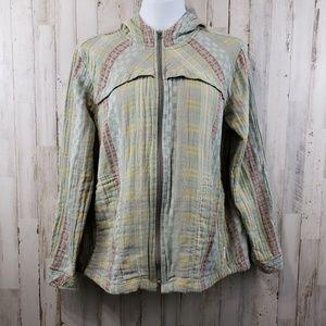 Woolrich Women Jacket Multicolored Hooded Full Zip